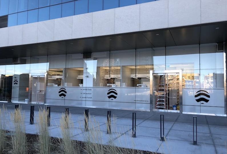 ECPD Building | Dentist Downtown Calgary | Eau Claire Park Dental