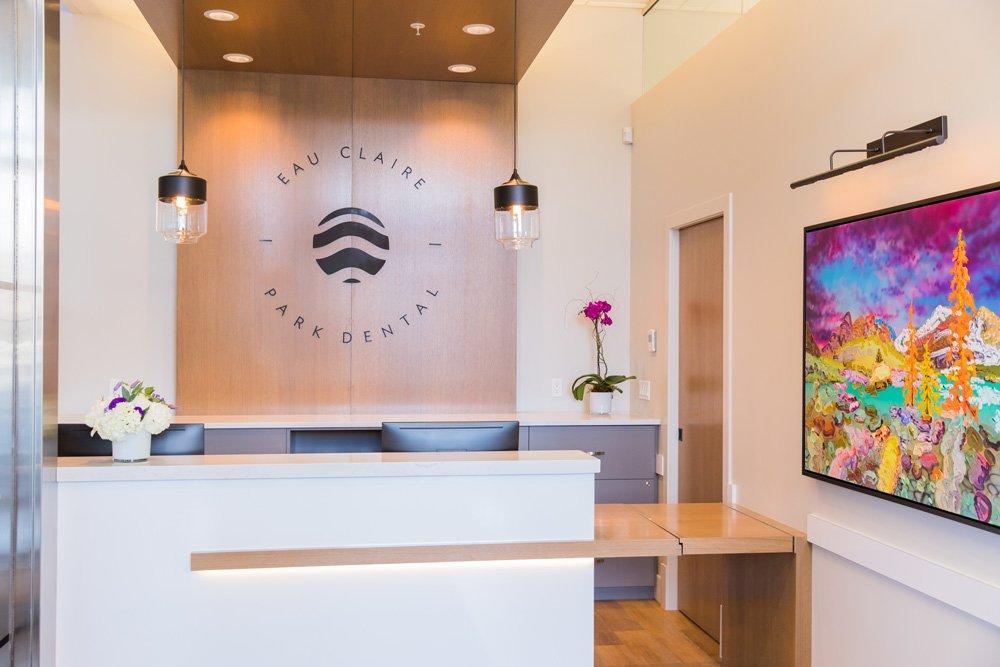 ECPD Office Reception | Dentist Downtown Calgary | Eau Claire Park Dental