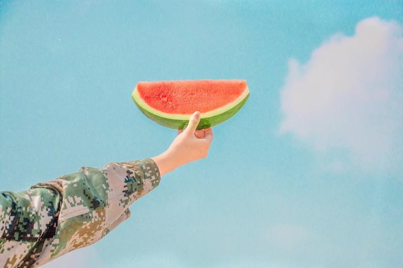 Watermelon | Dentist Downtown Calgary | Eau Claire Park Dental