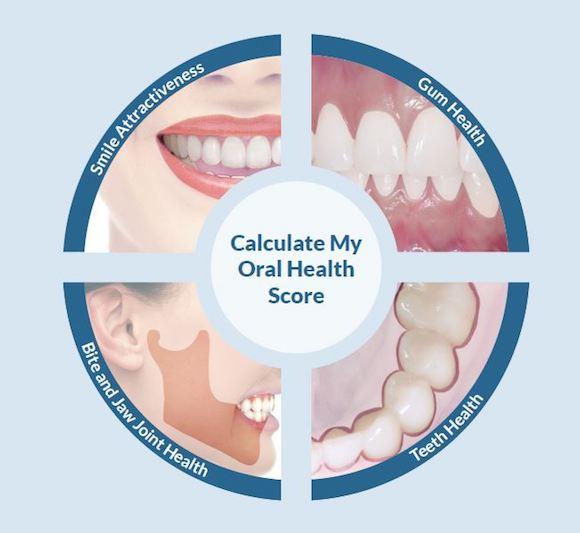 Teeth Health Score | Dentist Downtown Calgary | Eau Claire Park Dental