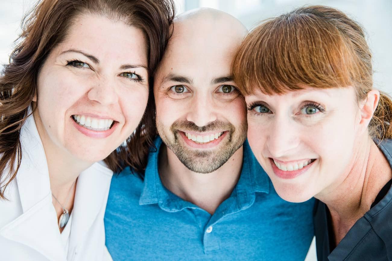 Happy Humans | Dentist Downtown Calgary | Eau Claire Park Dental