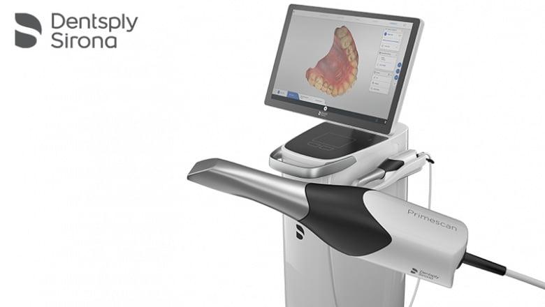 Teeth Scanner Machine | Dentist Downtown Calgary | Eau Claire Park Dental