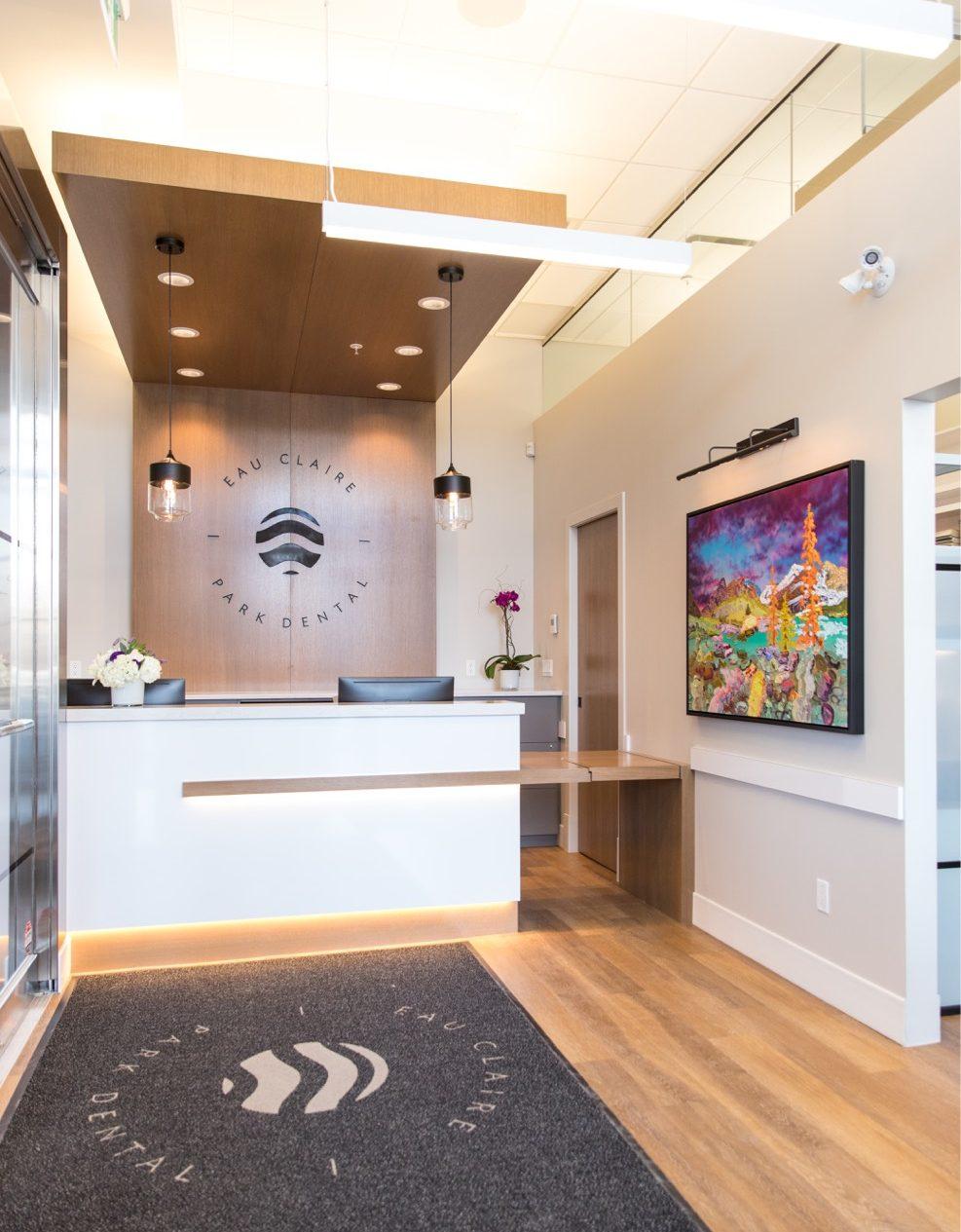 ECPD Reception | Dentist Downtown Calgary | Eau Claire Park Dental