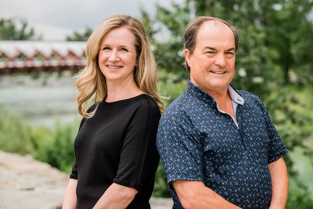Dr. Jen Grass, Dr. Swanlund | Calgary Dentist | Eau Claire Park Dental